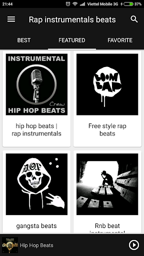 Instrumental rap beat 5 gangsta download