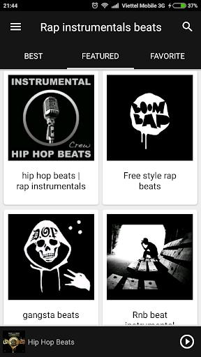 Download Instrumental rap beats on PC & Mac with AppKiwi APK