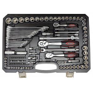 Trusa 142 chei combinate BOXER BX-010S