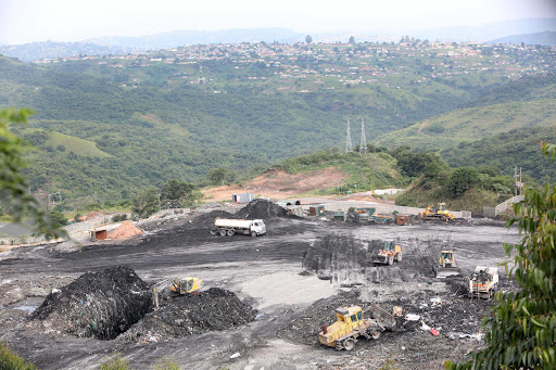 The Shongweni Landfill is full of toxic gases affecting residents of Upper Highway.