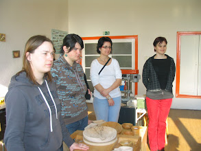Photo: Exkurze studentu z fakulty Speciální pedagogiky MU s doktorkou Lucií Procházkovou