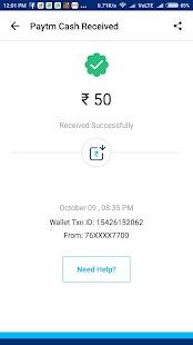 Free Paytm Cash store - náhled