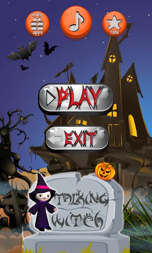Talking Witch 1.8 screenshots 2