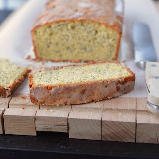 French Lemon Poppy Seed Pound Cake Recipe
