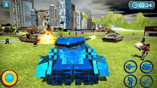 Transform Robot Action Game filehippodl screenshot 14