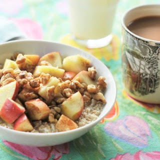 Spice Up Your Oatmeal.