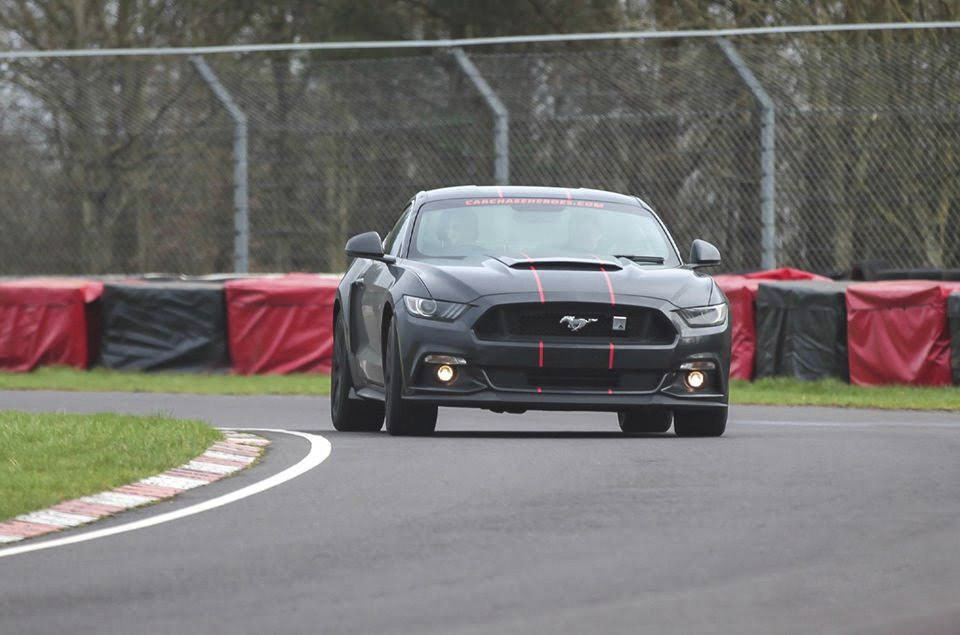 Ford Mustang Hire Cardiff