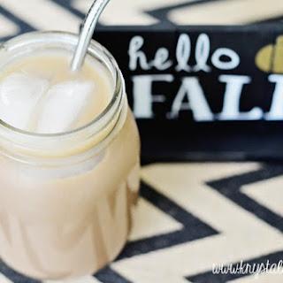 Coconut Iced Coffee.