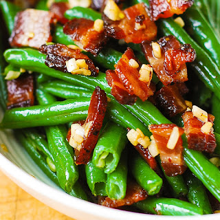 Green Beans Bacon Garlic Recipes
