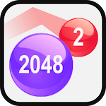 2048 Puzzle Billiard Icon
