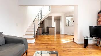 Appartement meublé 3 pièces 69,05 m2