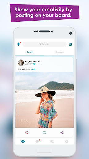 EyesUP - Messenger, Video Call, & Social Media App 1.0.152 screenshots 1