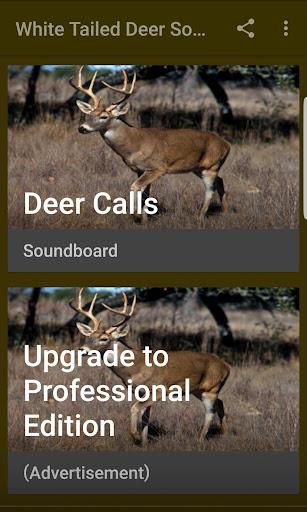 Download Deer Hunting Calls Soundboard MOD APK 1