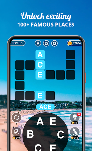 Wordwise - Word Puzzle, Tour 2020 apkpoly screenshots 3