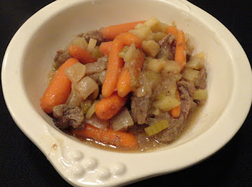 Veggie Beef Soup Recipe