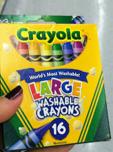 Photo: Need some Crayons! A back to school must have.