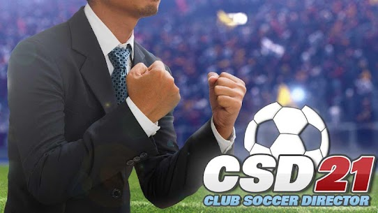 Club Soccer Director 2021 Mod Apk (Unlimited Money) 1.4.4 9