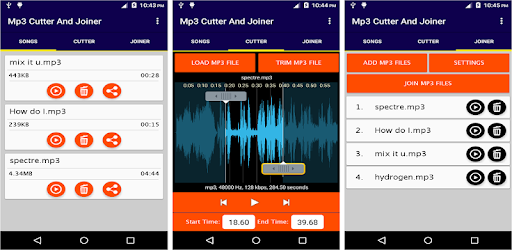 Fast Mp3 Cutter and Joiner - Apps on Google Play