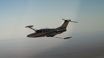 Aircraft Profile: The Eclipse 550/Should You Turn Back to the Airport?