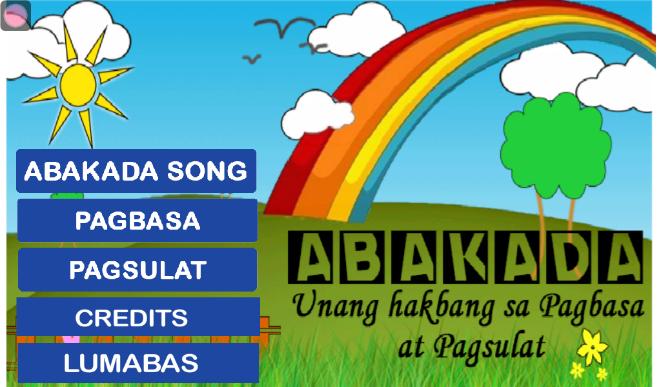 Alibata ang dating abakada