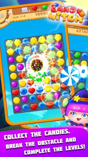Candy Witch 1.0.2 screenshots 3