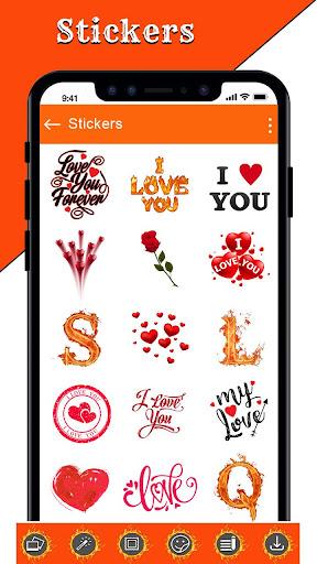 Fire Text Photo Frame u2013 New Fire Photo Editor 2020 1.40 Screenshots 12
