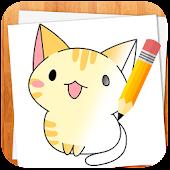 Tải Game How to Draw Kawaii Drawings