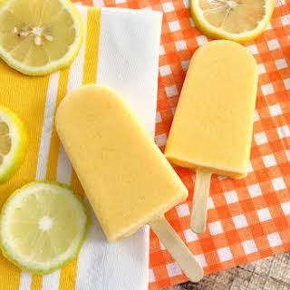 Orange Julius Ice Pops.