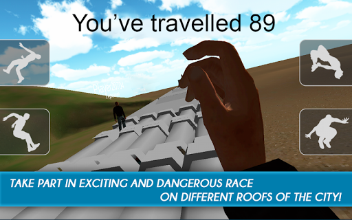 Parkour Simulator POV 3D