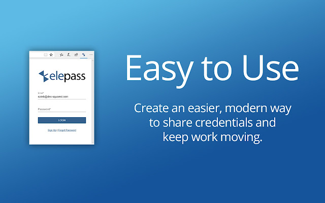 ElePass - Agency Password Manager