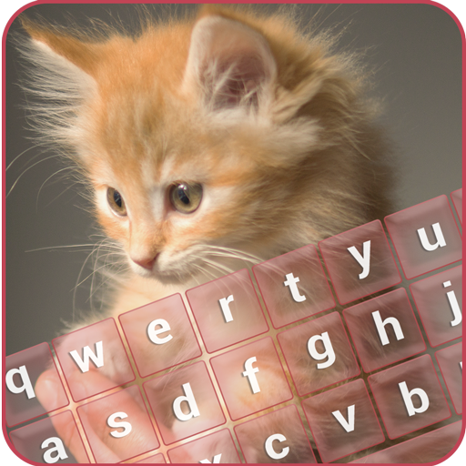 Kitty Keyboard Themes: Cute Cat Keypad Wallpaper (app)