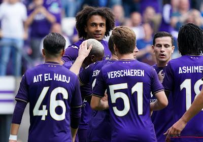Anderlecht moet naar Oostende zonder basisspeler die moet afhaken door ziekte