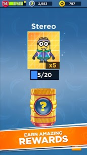 Minion Rush: Despicable Me Official Game 3