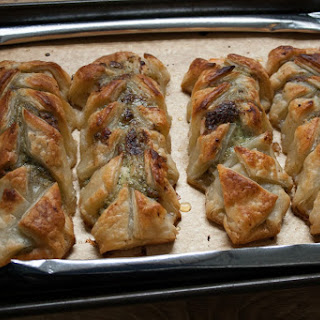 Savoury Pastry Recipes