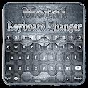 Clavier métallique icon