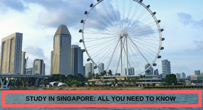 Study in Singapore - Universities, Application, Scholarships, Visa