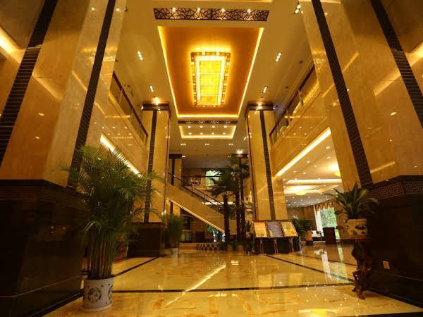 Tong Da International Hotel Zhangjiajie