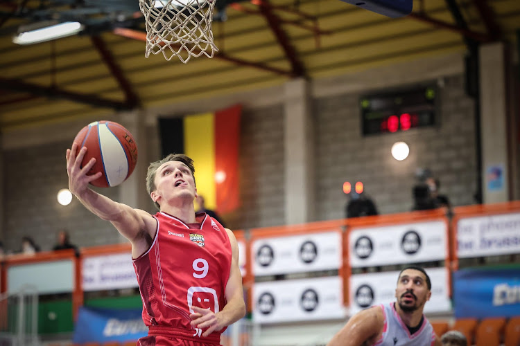 Vierde opeenvolgende nederlaag waardoor Antwerp Giants nu ook derde plaats kwijt zijn