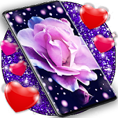Sweet Love Live Wallpaper ❤️ HD Hearts Wallpapers APK download