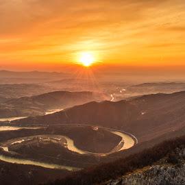 sunrays by Miloš Karaklić - Landscapes Travel (  )