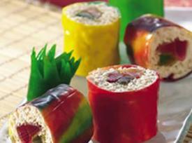 Fruit Sushi Recipe