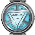 Watch Face Iron M for Wear icon