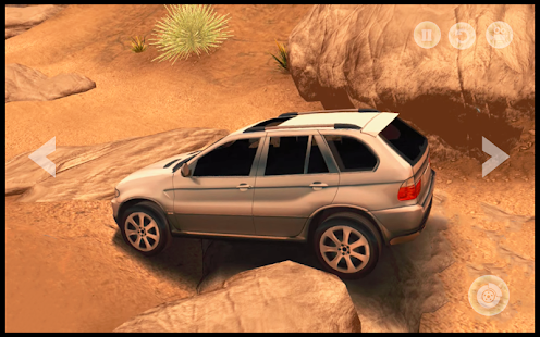4x4 Truck : Offroad Driving Jeep & Prado Racing 3D - náhled