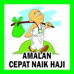 AMALAN CEPAT NAIK HAJI Icon