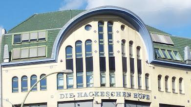 Photo: Hackescher Markt