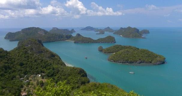 Ang Thong National Marine