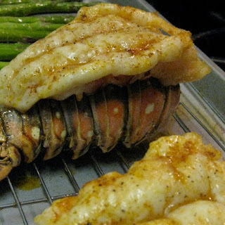 Broiled Lobster Tails!!!.