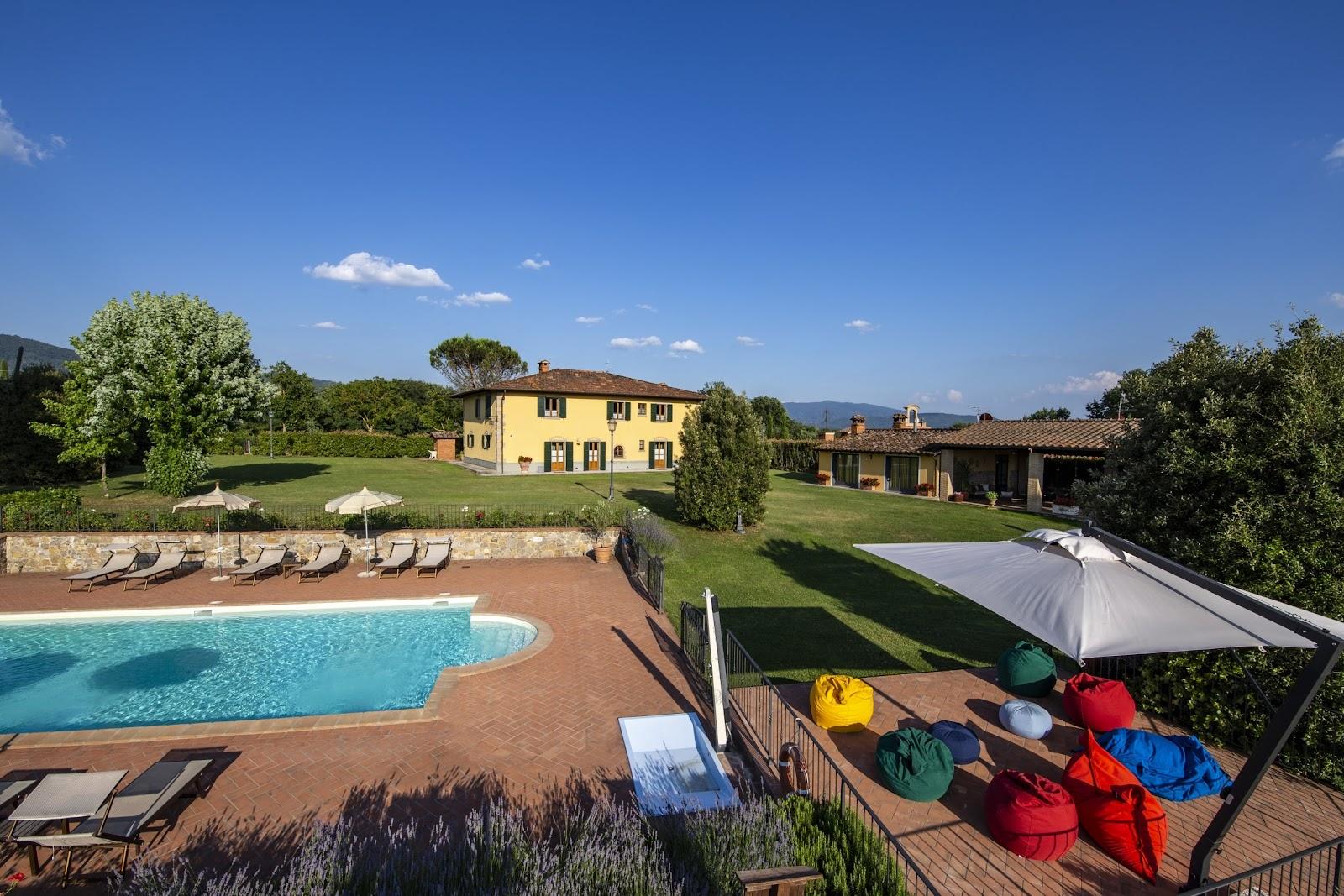 Villa Stefano_Bibbiena_1