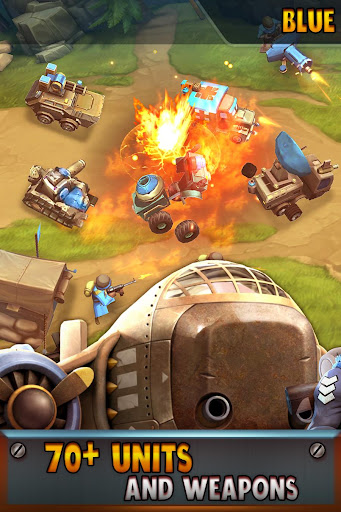 Battle Boom 1.0.7 screenshots 2