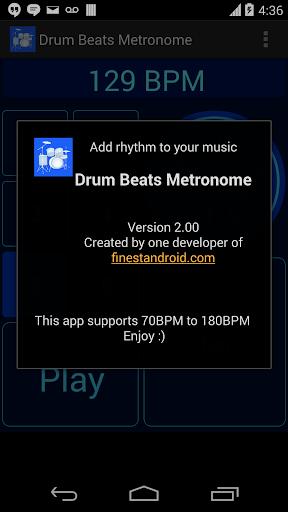 Drum Beats Metronome hack tool
